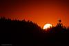 """Sunset and Smoke (jimgspokane) Tags: spokanewashingtonstate sunsets """"nikonflickraward"""" naturewatcher today´sbest"""