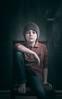 Filippo - 2018 (davide978) Tags: davide978 davidecolli davidecolliphotography portrait ritratto sedia chair bambino pocket pocketwizard canonef70200mmf28lusm backdrop sfondo mg2580 canon posa cappello hat