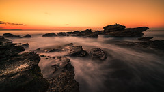 Morning Seascape #4 (aotaro) Tags: jogashima longexposure kanagawa seashore fe1635mmf4zaoss dawn nd1000 ilce7m2 seascape atdawn morning morningseascape japan