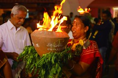 Poovodu / Mariamman festival (Rajavelu1) Tags: poovodu mariammmanfestival festival fire lady culture streetphotography candidstreetphotography india art creative nightstreetphotography