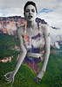 angie at angel falls (kelly.giglio) Tags: collage digitalcollage celebrity katemoss angelinajolie desert nationalpark