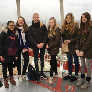German Exchange Visit - March 2018