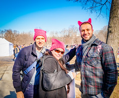 2018.01.20 #WomensMarchDC #WomensMarch2018 Washington, DC USA 2438