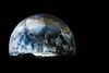 Frozen soapbubble (cgruenberg) Tags: seifenblase soapbubble frozen cold a7r3 like planet minoltamacro100mm macrodreams bubble sony