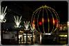 Christmas Bauble (wibra53) Tags: 2013 heerlen kerstbal nacht nachtopname night nightshot stilllifephotography stilleven xmasball