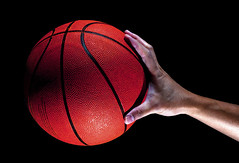 Basketball and Male hand (Ncor: Photography) Tags: basketball ball hand player object sphere sports orange black one baller sportsman fit adult athlete leisure action man exercise athletic game team male person circle closeup basket arm caucasian finger sport nba palm seam equipment competition spot single shape trick power play people background dark curve shadow
