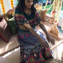 Photo (Dimple Shah) Tags: mehndi henna tattoo makeup airbrush fashion wedding dimpleshah