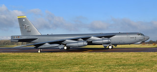 Boeing B-52H 'BARON52' I 60-0009/MT I 69th BS Commander's Jet, 5th BW USAF Minot