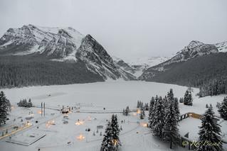 Lake Louise in Winter – 1