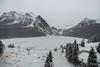 Lake Louise in Winter – 1 (Roy Prasad) Tags: banff lakelouise canada alberta prasad royprasad sony a7rm3 a9 a7r winter snow travel