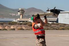 Ejercicio DACEX-18 (Ejército del Aire Ministerio de Defensa España) Tags: baseaéreadegando canarias gando grancanaria ejércitodelaire spanishairforce aviation aviación
