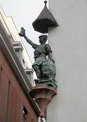 Prosit (magellano) Tags: deutschland germania germany leipzig lipsia statua scultura statue sculpture birra beer
