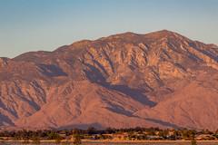Desert Sunrise (Robert Borden) Tags: desert nature red amber palmdesert palmsprings california socal usa southwest northamerica canon canonrebel canonphotography morning morningglow sunbathed dawn