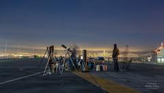 Moongazers (theordinaryphotographer) Tags: supermoon lunareclipse bluemoon superbluemoon moon eclipse 2018 january312018 alameda sanfranciscobay superbluebloodmoon bloodmoon coppermoon shadow