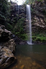 Twin Falls, Springbrook National Park, Queensland. (Neckcrank) Tags: xt2 xseries fujifilm samyang12mmf2 samyang nature waterfall springbrooknationalpark queensland australia twinfalls
