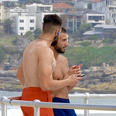 DSCN1588 (danimaniacs) Tags: sydney austrlia bondibeach man guy hot sexy shirtless beard scruff