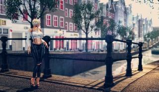 Amsterdam . . .