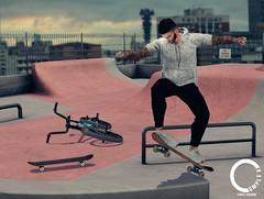 @NEW (Doug Morlim Boss) Tags: complex skateboard stealthic valekoer letre skate isuka straydog signature vista