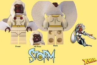 WM404 - X-Men's Storm Review