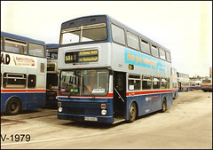 2495 (POG 495Y) ((Stop) The Clocks) Tags: 2495 mcw wolverhampton wmpte mcwmetrobus wmbuseswolverhampton pog495y parklanegarage