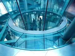 planetarium (crap0101) Tags: turin torino italy planetarium indoor glass reflection people