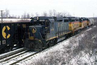 B&O 6929 P&L Jct.