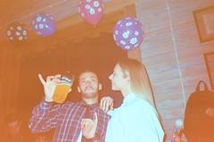(Korobkaa) Tags: love girl film fujifilm rekam party beer bar sheregesh whynot