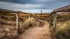 Heading for the beach .... (Einir Wyn Leigh) Tags: landscape seascape lighthouse wales cymru path sand outside pleasure nature horizon nikon