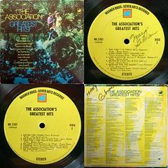 Greatest Hits! - The Association (Wil Hata) Tags: theassociation record vinyl album