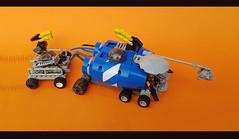 FebROVERy: junk trader caravan (Shannon Ocean) Tags: rover febrovery junktrader jakku scrap salvage