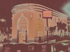 (sftrajan) Tags: thecastro bankofamericabranch 400castrostreet bankofamerica bankofitaly branch castrostreet marketstreet gradientmap edited night color 94114