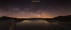 Vía Láctea (PictureJem) Tags: night panorámica nightscape nocturna vía láctea milk way estrellas stars