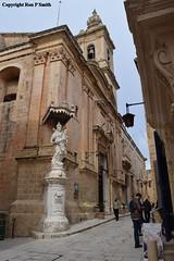 180218d339 (liverpolitan.) Tags: ancient city mdina malta archaeology