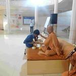 20180127 - HDH Devaprasaddas Ji Swami Visit (28)