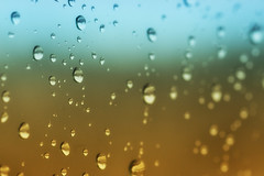 Memories like drops (jasohill) Tags: 2018 dream color winter nature abstract conceputual cold lights adventure warm blend photography fog blur japan mind