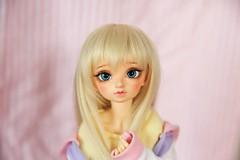 Risuko ♥ (SunShineRu) Tags: minifee juri 2013 13 juri13 mnf fairyland bjd doll ball jointed dolls msd slim mako eyes