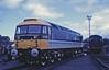 47715 (paul_braybrook) Tags: class47 scotrail scotland haymarket edinburgh brush type4 diesel locomotivedepot railway trains