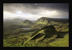 Light and Shadows (RB PhotoVisions) Tags: autumn britain grosbritannien herbst highlands landscape landschaft october oktober schottland scotland skye staffin vereinigteskönigreich gb