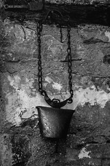 Klepetusha (owdtwobad) Tags: detail object closeup photography handcraft iron mankind bell monochrome light shadow blackandwhite rural decay
