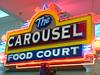 Warwick Mall (jjbers) Tags: warwick mall rhode island january 14 2018 neon sign carousel food court