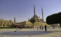 One corner of Citadel (T Ξ Ξ J Ξ) Tags: egypt cairo fujifilm xt20 teeje fujinon1655mmf28 citadel old town salahaldin medieval mokattam unesco