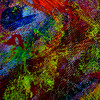 Gemälde (blasjaz) Tags: blasjaz bild gemälde acryl leinwand abstract abstrakt macromondays speckled