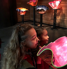 Plato Academy Visits (moreanartscenter) Tags: morean art education glass learn kids