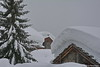 Image d'hiver en Savoie. (yves floret) Tags: savoie hautemaurienne maisons chalets hiver toits