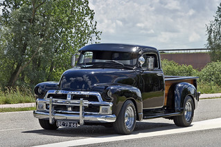 Chevrolet 3100 Pick-Up Truck 1954 (2860)