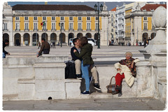 Lisbon (fcphotography56) Tags: woman bored love generations lisbon