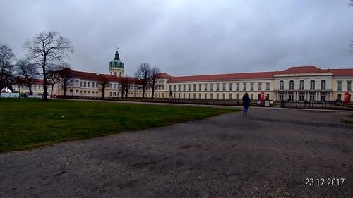 Schloss Charlottenburg (Palácio de Charlottenburg)