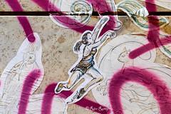 Roma. San Paolo. Street art by Lus57 (R come Rit@) Tags: italia italy roma rome ritarestifo photography streetphotography urbanexploration exploration urbex streetart arte art arteurbana streetartphotography urbanart urban wall walls wallart graffiti graff graffitiart muro muri artwork streetartroma streetartrome romestreetart romastreetart graffitiroma graffitirome romegraffiti romeurbanart urbanartroma streetartitaly italystreetart contemporaryart artecontemporanea artedistrada underground sanpaolo lus57 luscinquantasette luslvii poster posterart colla glue paste pasteup