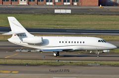 Dassault Falcon 2000EX D-BIKA ACM Air Charter (EI-DTG) Tags: planespotting aircraftspotting brusselsairport bru zaventem 30jan2018 bizjet belgium dassaultfalcon falcon falcon2000ex dbika