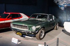 Ford Mustang Fastback - 1968 (Perico001) Tags: mustang fastback coupé v8 1968 ford usa vsa detroit henryford fordmotorcompany auto automobil automobile automobiles car voiture vehicle véhicule wagen pkw automotive autoshow autosalon motorshow carshow ausstellung exhibition exposition expo verkehrausstellung belgië belgique belgium belgien belgica brussel bruxelles brussels autoworld nikon df 2018 americandreamcarsbikes museum museo automuseum trafficmuseum verkehrsmuseum muséeautomobile us america amerika oldtimer classic klassiker